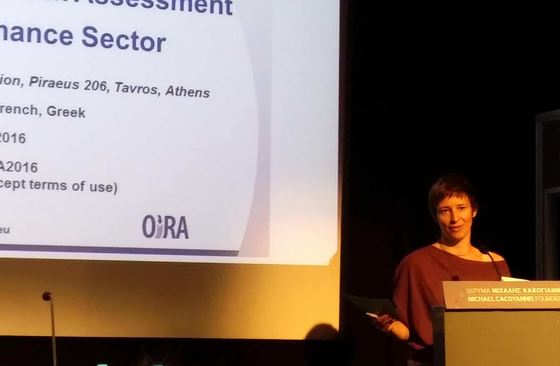 OIRA Final Conference