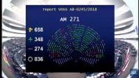 Votes count for copyright directive