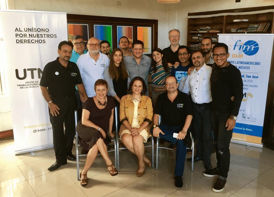 FIM workshop in San José, Costa Rica