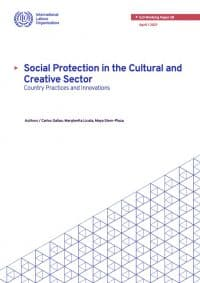 ILO Working paper on social protection