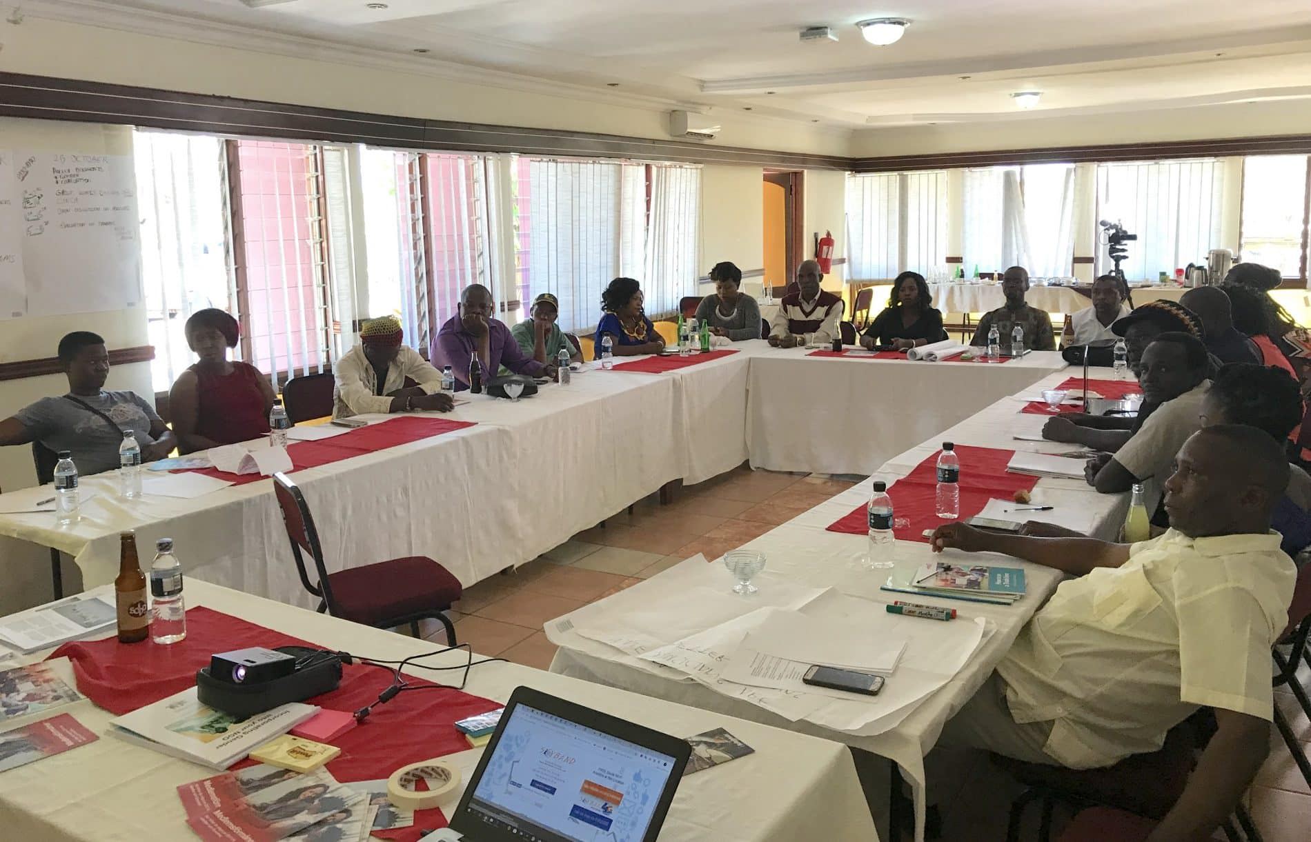 Lilongwe workshop of 23-25 October 2018