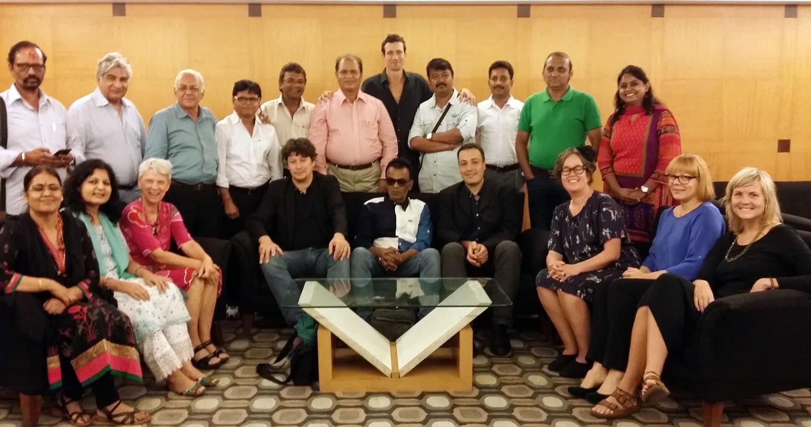 Mumbai workshop   October 2015