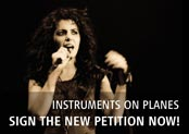 Katie Melua supports FIM campaign